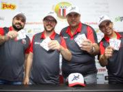 Botafogo Poker Team (Rogério Moroti/Agência Botafogo)