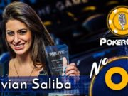 Pokercast by 888 #01 - Vivian Saliba