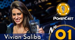 Pokercast by 888 #01 - Vivian Saliba