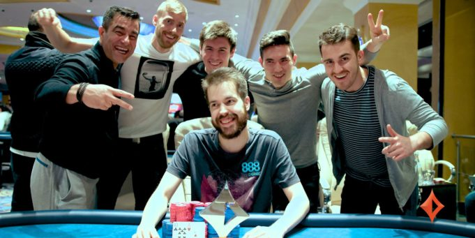 Dominik Nitsche - Campeão High Roller partypoker Millions Germany