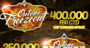 Outono Freezeout e Outono High Roller - Brasil Poker Live