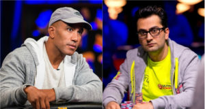 Bill Perkins e Antonio Esfandiari
