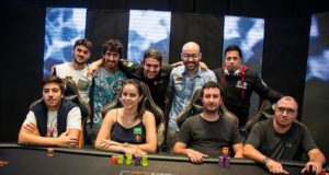 Mesa final Super High Roller LAPC