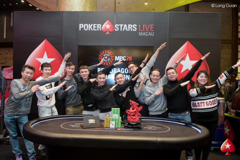 Alvan Zheng - Campeão Macau Poker Cup
