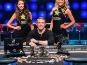 Alex Foxen campeão do High Roller L.A. Poker Classic (Foto: cortesia WPT)