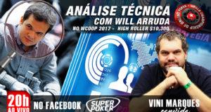 Análise Técnica com Vini Marques e Will Arruda