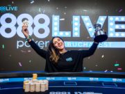 Ana Marquez campeã do High Roller do 888poker LIVE Bucareste