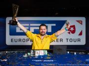 Arseniy Karmatskiy campeão do EPT Sochi