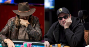 Chris Ferguson e Mike Matusow