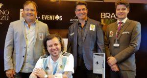 Cristian Vilches campeão do WPT Argentina