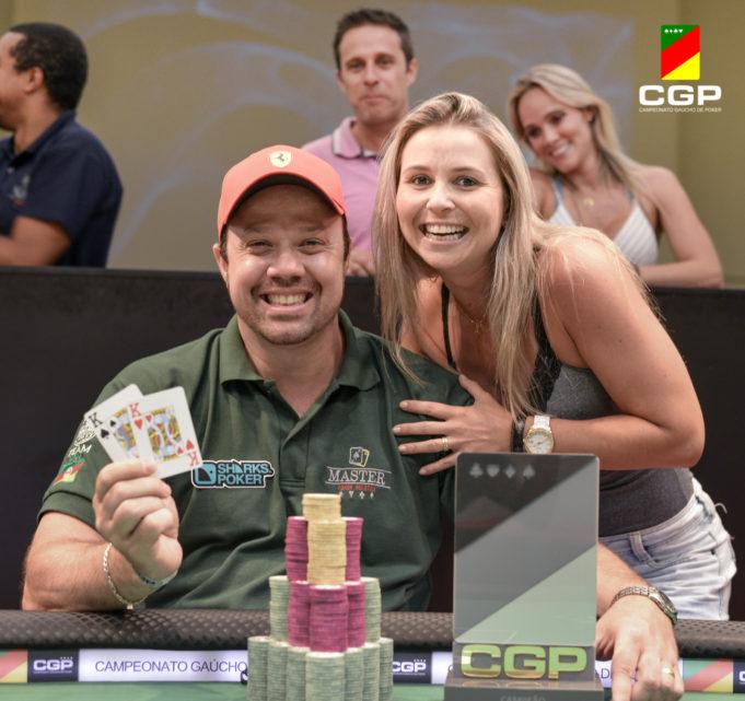 Paulo Portela - Campeão CGP Bento Gonçalves