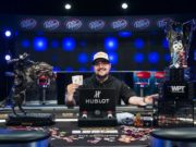 Dennis Blieden campeão do Main Event do WPT L.A. Poker Classic (foto: cortesia WPT)