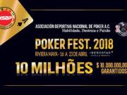 MSOP 2018 - Riviera Maya Poker Fest