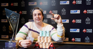Matous Houzvicek campeão do EPT Sochi National