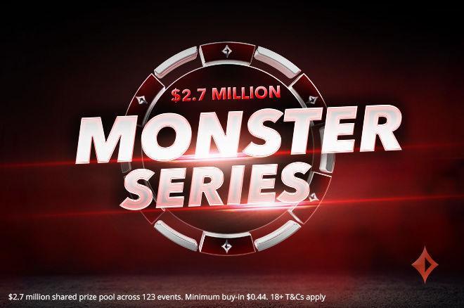 Monster Series do partypoker