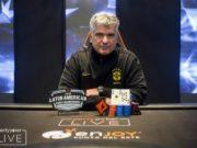 Osvaldo Naves campeão do High Roller do LAPC