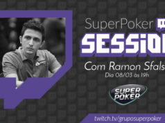Ramon Sfalsin na SuperPoker Session