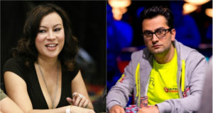 Jennifer Tilly e Antonio Esfandiari