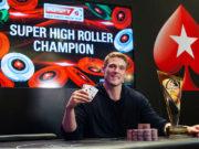 Alex Foxen - Campeão Super High Roller APPT Macau