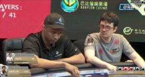 Phil Ivey e Isaac Haxton - SHRB China