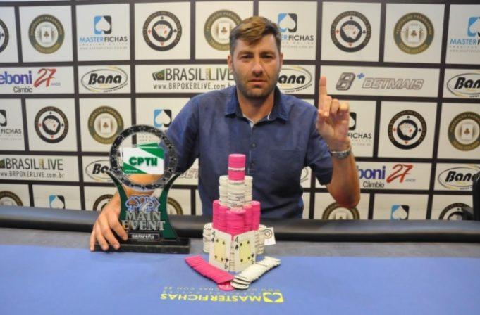 Ivo Santos - Campeão 1ª etapa CPTH 2018
