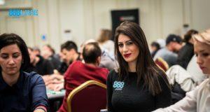 Vivian Saliba - 888poker Live Bucareste