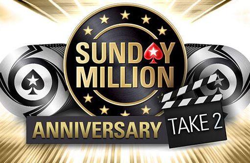 Sunday Million Anniversary Take 2