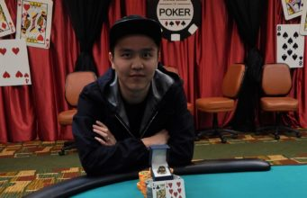 Min Wang - WSOP Circuit Atlantic City