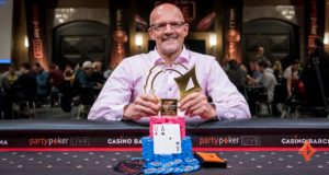 Andreas Eiler - Campeão do Super High Roller de € 25.000 - partypoker Millions Grand Final Barcelona