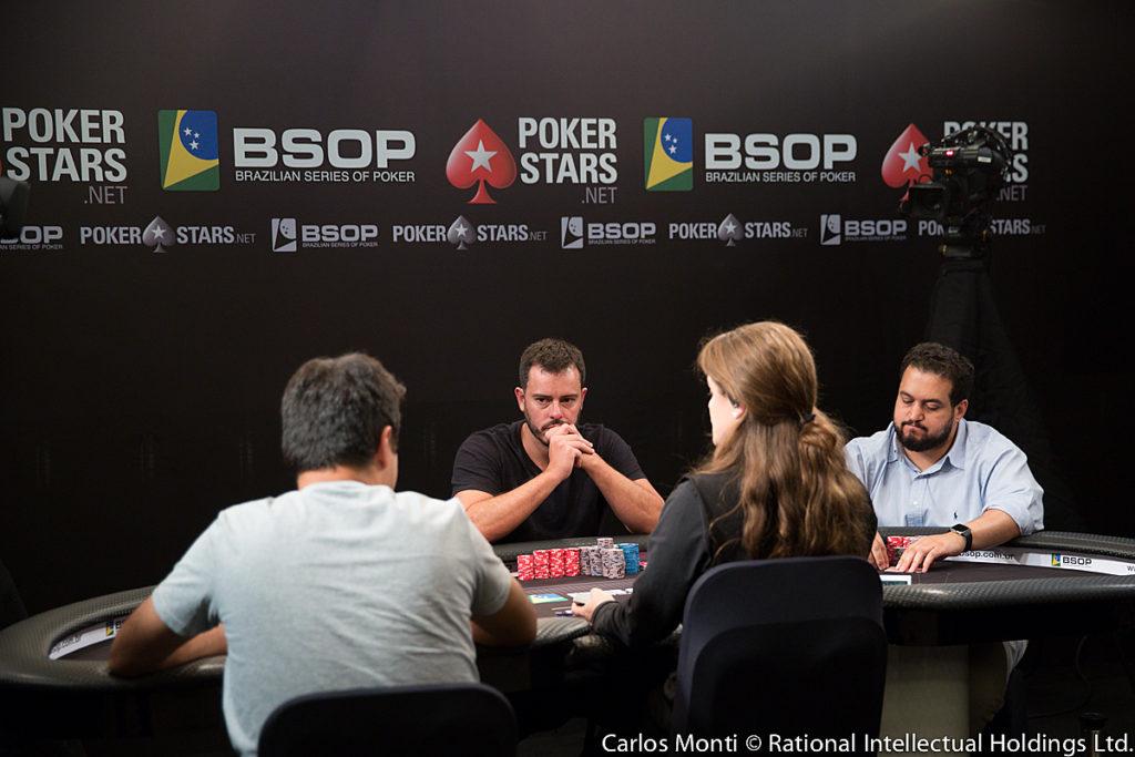 3-handed Main Event - BSOP Brasília