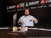 Marcelo Horta - Campeão Main Event - BSOP Brasília