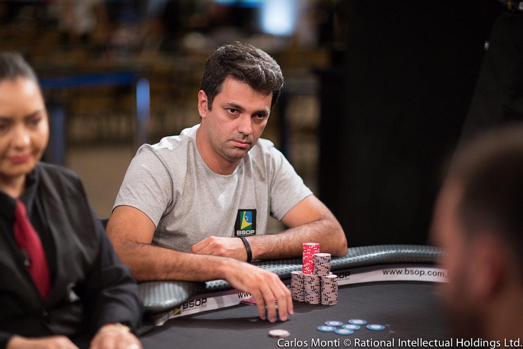 Paulo Tarso - Vice-campeão Main Event - BSOP Brasília