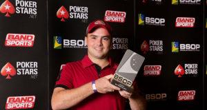 Leonardo Foroni - Campeão Turbo Big Ante BSOP Brasília