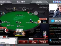 Ben Spragg - PokerStars Team Online