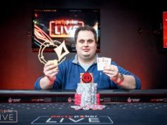 Christopher Kruk campeão do Super High Roller do partypoker Millions North America