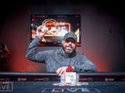 Davidi Eldridge campeão do High Roller de C$ 10.300 do Millions North America
