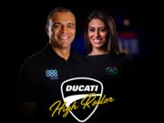 High Roller Ducati com participação de Vivian Saliba e Denilson
