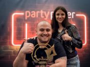 Fahredin Mustafov campeão do High Roller do partypoker Millions Grand FInal Barcelona