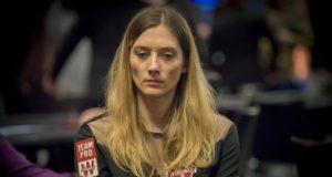 Gaelle Baumann - partypoker Millions Grand Final Barcelona
