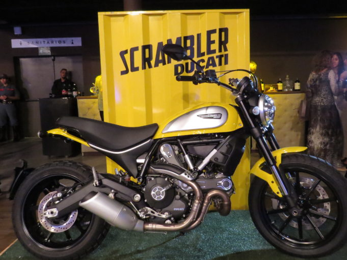 Prêmio do grande campeão do High Roller Ducati