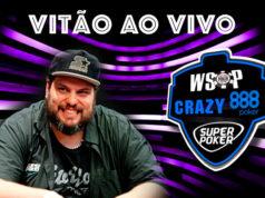 Liga WSOP Crazy 888 SuperPoker