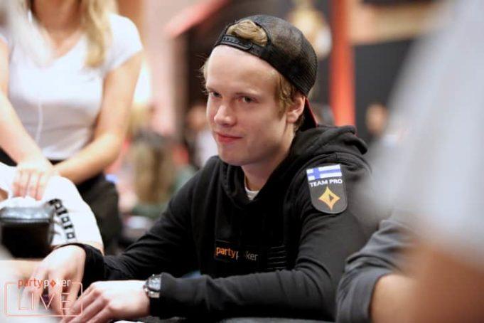 Joni Jouhkimainen - partypoker Millions Grand Final Barcelona