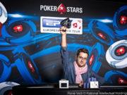 Juan Pardo Domínguez campeão do € 10.300 Single Re-Entry do EPT Monte Carlo
