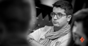Juan Pardo Dominguez - partypoker Millions Grand Final Barcelona