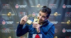 Karim-Olivier Kamal campeão do torneio Open do partypoker Millions North America