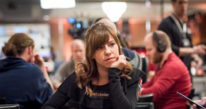 Kristen Bicknell - partypoker Millions Grand Final Barcelona