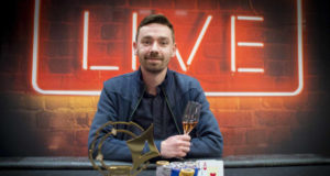 Ludovic Geilich - campeão Open - partypoker Millions Grand Final Barcelona