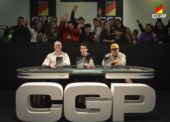 Pódio CGP