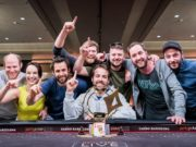Pascal Lefrancois campeão do Main Event do partypoker Millions Grand Final Barcelona