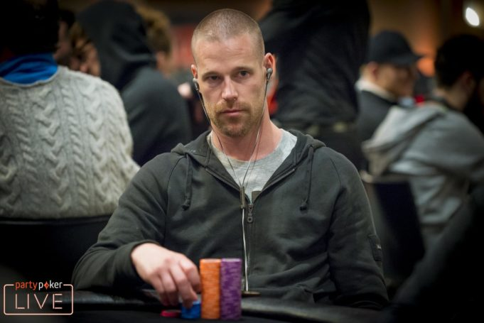 Patrik Antonius - partypoker Millions Grand Final Barcelona
